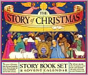 2015 Advent The Story of Christmas Calendar (undated) by Mary Packard: Calendar Cover