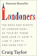 Londoners by Craig Taylor: Book Cover
