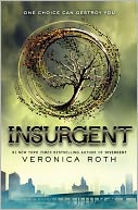 Insurgent (Divergent Series #2) by Veronica Roth: Book Cover