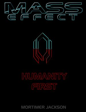 Mass Effect: Humanity First [NOOK Book]