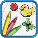 Drawdle - Color & Draw Puzzle Game