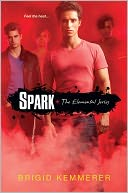 Spark (Brigid Kemmerer's Elemental Series #2) by Brigid Kemmerer: Book Cover