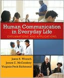 download Human Communication in Everyday Life book