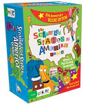 The Scrambled States of America Deluxe Game by Gamewright: Product Image