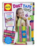 Duct Tape Tote by ALEX: Product Image