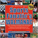 2013 Sports Fanatic Walmanac Wall Calendar by Steve Nye: Calendar Cover