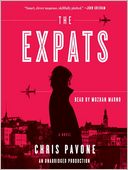 The Expats by Chris Pavone: Audio Book Cover