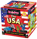 Brain Box USA Memory Game by University Games: Product Image