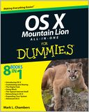 download OS X Mountain Lion All-in-One For Dummies book