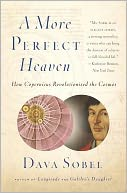 A More Perfect Heaven by Dava Sobel: Book Cover