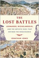 The Lost Battles by Jonathan Jones: Book Cover