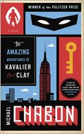 The Amazing Adventures of Kavalier and Clay by Michael Chabon: Book Cover