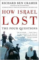How Israel Lost by Richard Ben Cramer: Book Cover