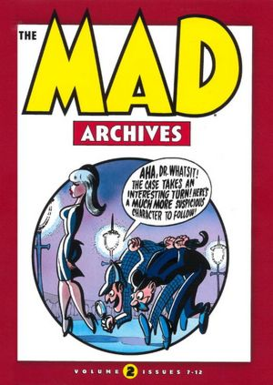Download free magazines ebook The MAD Archives Vol. 2 by The Usual Gang Of Idiots English version 9781401237875
