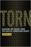 Torn by Justin Lee: Book Cover