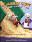 A Chanukah Story for Night Number Three by Dina Rosenfeld: Book Cover
