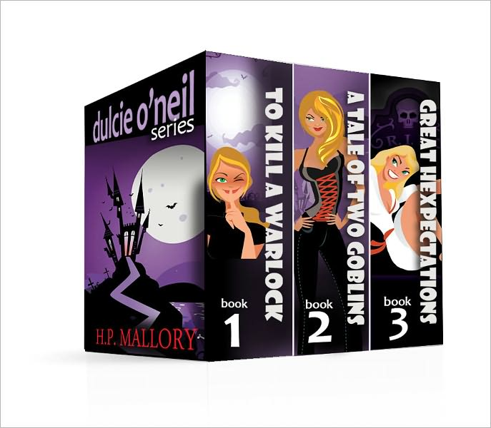The Dulcie O'Neil Set, Books 1, 2 and 3