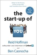 The Start-up of You by Reid Hoffman: Book Cover