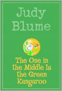 The One in the Middle Is the Green Kangaroo by Judy Blume: Book Cover