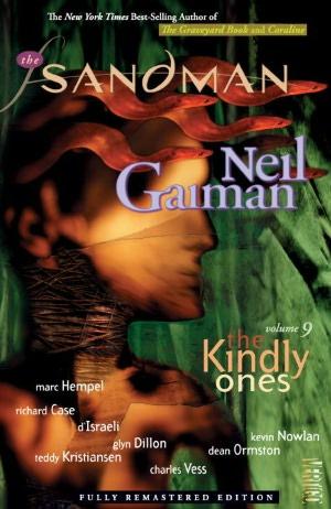 Downloading books to kindle Sandman Volume 9: The Kindly Ones PDF MOBI FB2 English version