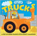 Pop-up Trucks by Roger Priddy: Book Cover