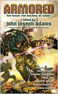 Armored by John Joseph Adams: Book Cover