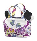 Daisy Dance with Cat 7 inch Tote by Douglas Co.: Product Image