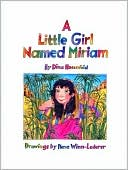 A Little Girl Named Miriam by Dina Rosenfeld: Book Cover