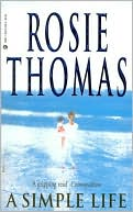 A Simple Life by Rosie Thomas: Book Cover