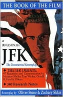 JFK by Oliver Stone: Book Cover