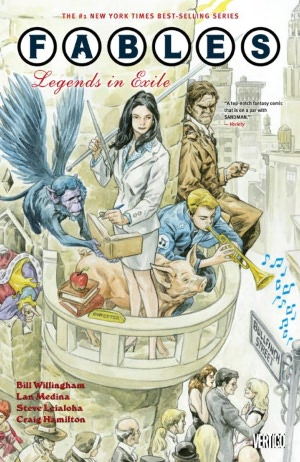 Download japanese textbook pdf Fables, Volume 1: Legends in Exile (New Edition)