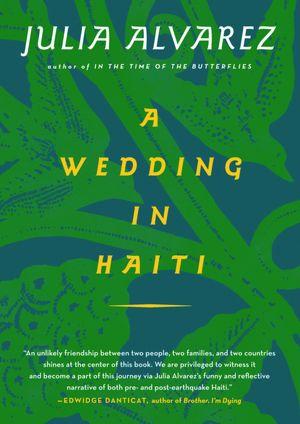 Free english book download pdf A Wedding in Haiti