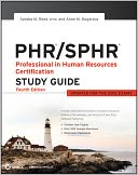PHR / SPHR Professional in Human Resources Certification Study Guide, 4th Edition by Sandra M. Reed SPHR: Book Cover