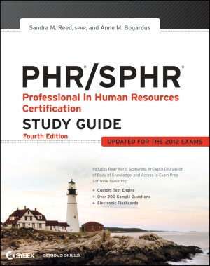 Mon premier blog phr sphr professional in human resources certification study guide 4th edition fandeluxe Images