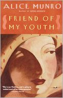 Friend of My Youth by Alice Munro: NOOK Book Cover