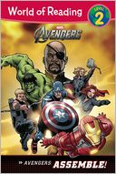 The Avengers by Tomas Palacios: NOOK Kids Cover