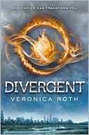 Divergent (Divergent Series #1) by Veronica Roth: NOOK Book Cover