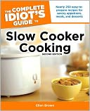 download The Complete Idiot's Guide to Slow Cooker Cooking book