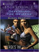 Defending the Heiress by Susan Kearney: NOOK Book Cover