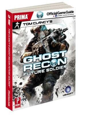 Download amazon ebook to iphone Tom Clancy's Ghost Recon Future Soldier: Prima Official Game Guide 9780307469670 (English literature) by David Knight, Sam Bishop
