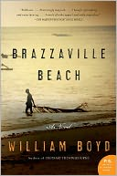 Brazzaville Beach by William Boyd: NOOK Book Cover
