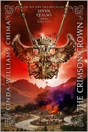 The Crimson Crown (Seven Realms Series #4) by Cinda Williams Chima: Book Cover