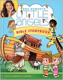 Little Angels Bible Storybook by Roma Downey: Book Cover