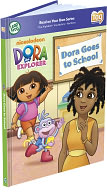 LeapFrog Tag Activity Storybook Dora the Explorer: Dora Goes to School by LeapFrog: Product Image