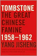 Tombstone by Yang Jisheng: Book Cover