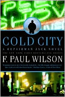 Cold City by F. Paul Wilson: Book Cover