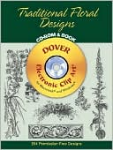download Traditional Floral Designs CD-ROM and Book book