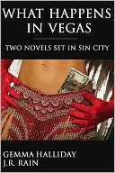 What Happens in Vegas by Gemma Halliday: NOOK Book Cover