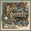 Born and Raised by John Mayer: CD Cover