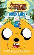 Adventure Time (Mad Libs Series) by Roger Price: Book Cover